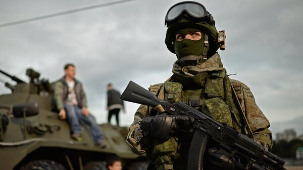 The Russian army's Ratnik uniform kit - Sputnik Mundo