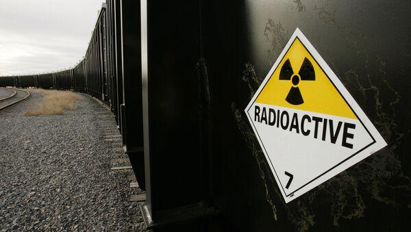 Residuos nucleares - Sputnik Mundo