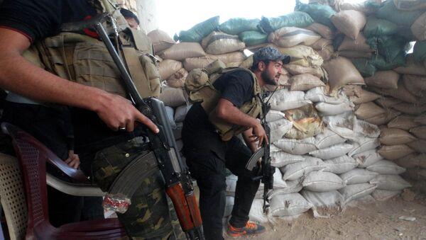 Fuerzas gubernamentales iraquíes - Sputnik Mundo