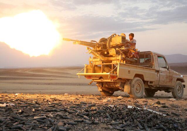 Guerra en Yemen (archivo)