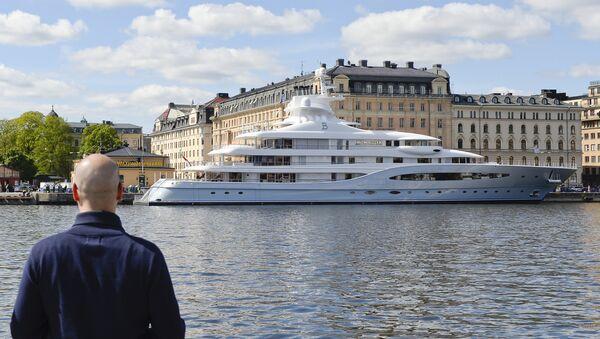Puerto de Estocolmo - Sputnik Mundo