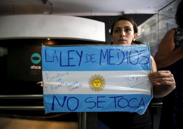 Organizaciones de Argentina acuden ante CIDH para defender ley de medios
