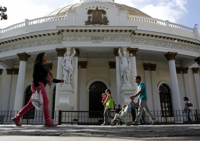 Parlamento de Venezuela (archivo)