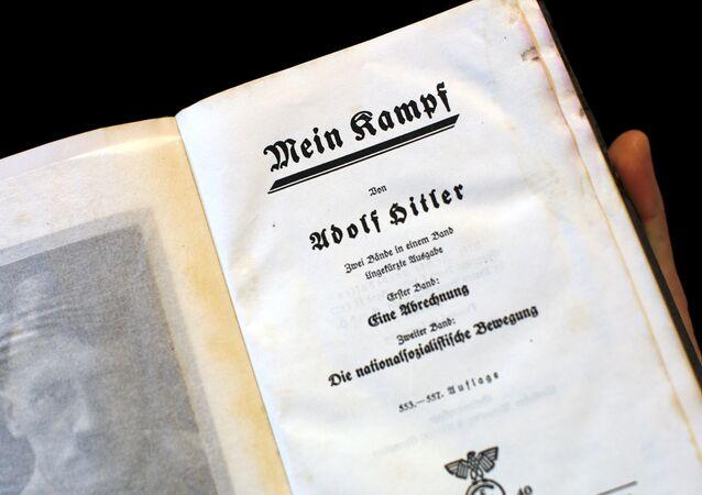 'Mi lucha' de Adolf Hitler