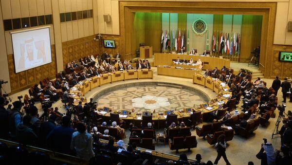 Reunión de la Liga Árabe en El Cairo, Egipto - Sputnik Mundo