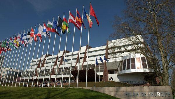 Consejo de Europa (PACE) - Sputnik Mundo