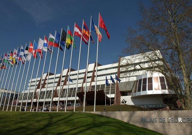 Edificio de la PACE en Estrasburgo (archivo)