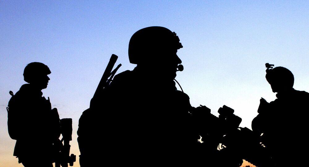 Soldados de EEUU