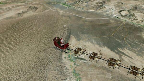 Santa Claus - Sputnik Mundo