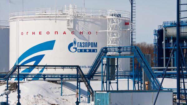 Южно-Приобское месторождение нефти - Sputnik Mundo