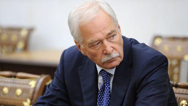 Оперативное совещание Совета безопасности РФ - Sputnik Mundo