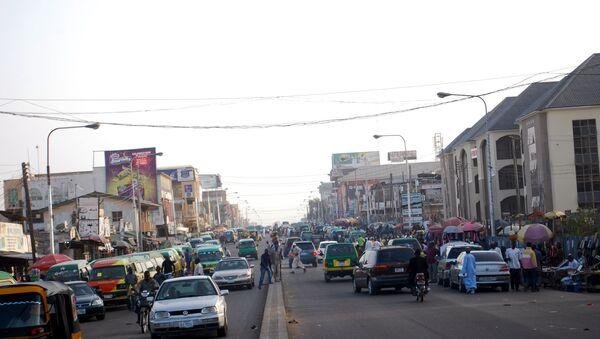 Ciudad de Kaduna, Nigeria - Sputnik Mundo