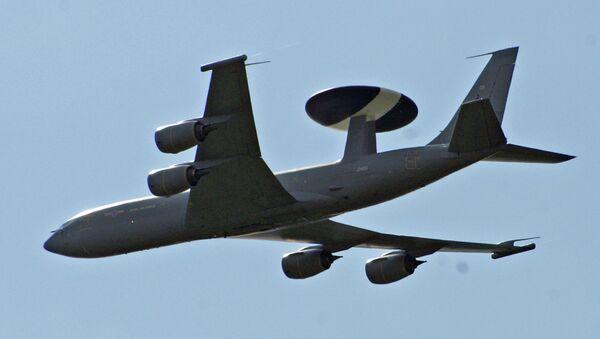 Boeing E-3D Sentry - Sputnik Mundo