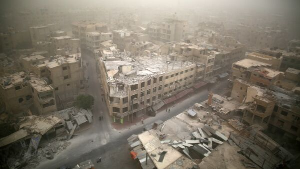 Damasco (archivo) - Sputnik Mundo