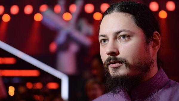 Fotiy (Vitali Molchánov), monje y ganador de la cuarta emisión del concurso televisivo La Voz - Sputnik Mundo
