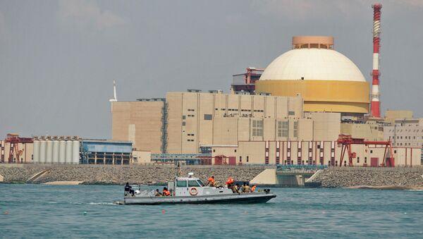 La central nuclear india de Kudankulam, uno de los proyectos realizados por la compañía rusa Atomstroyexport - Sputnik Mundo