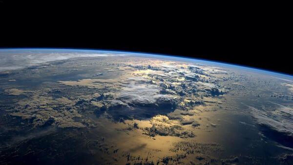 Tierra desde EEI - Sputnik Mundo
