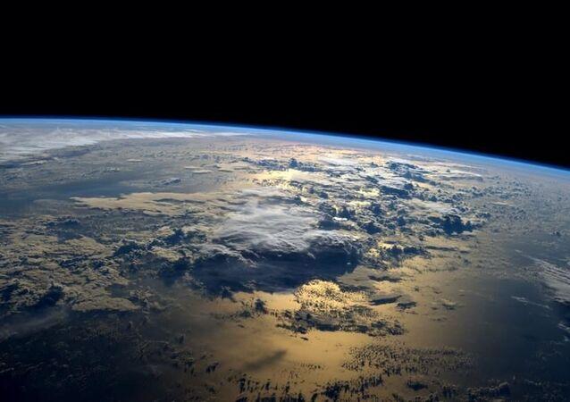 Tierra desde EEI