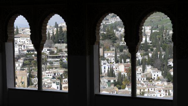 La ciudad española de Granada - Sputnik Mundo