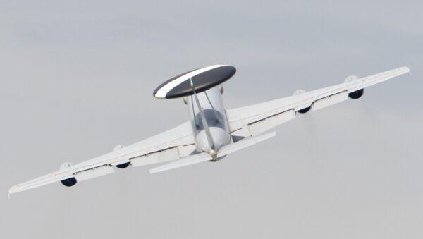 El Boeing E-3 Sentry - Sputnik Mundo