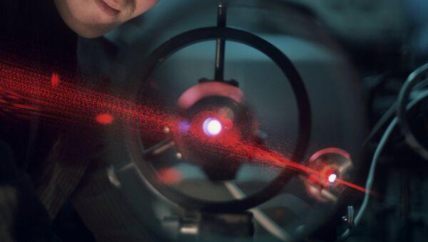 Sistema láser - Sputnik Mundo