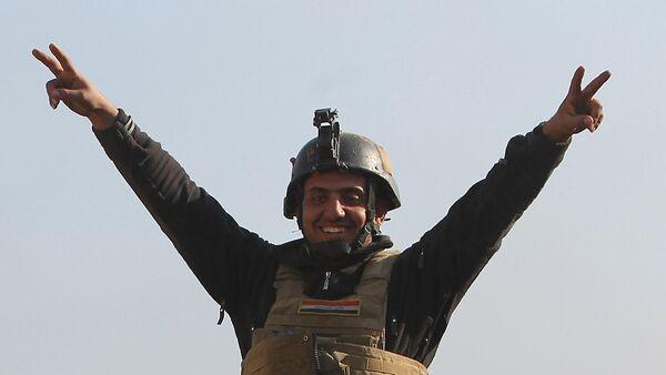Ejército de Irak en Ramadi - Sputnik Mundo