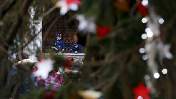 Bélgica no suspenderá eventos de Año Nuevo por la amenaza terrorista - Sputnik Mundo