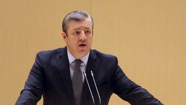Georgi Kvirikashvili, nuevo primer ministro de Georgia - Sputnik Mundo