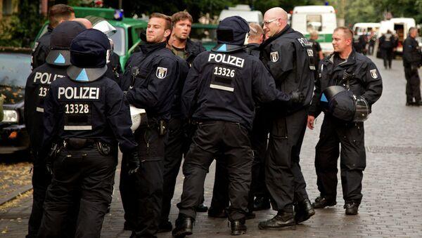 Polizei in Berlin - Sputnik Mundo