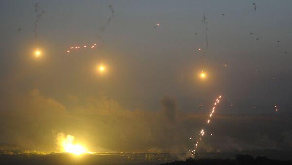 Maniobras en Cáucaso - Sputnik Mundo