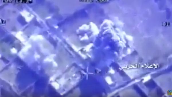Liquidación de terroristas en Siria - Sputnik Mundo