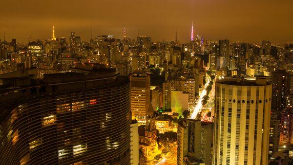 São Paulo, la ciudad más grande de Brasil - Sputnik Mundo