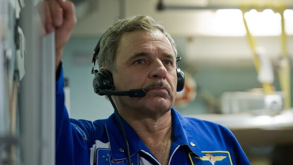Mijaíl Kornienko, cosmonauta ruso - Sputnik Mundo