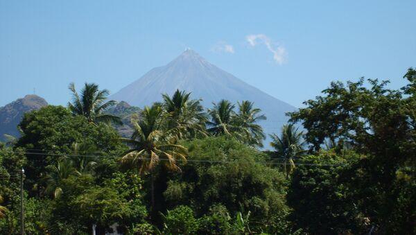 Volcán de Fuego, México (Archivo) - Sputnik Mundo