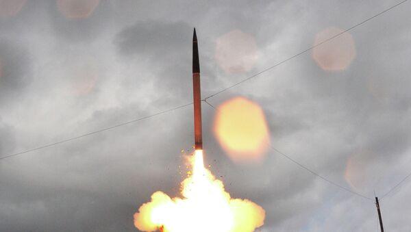 Lanzamiento de prueba de un misil THAAD - Sputnik Mundo