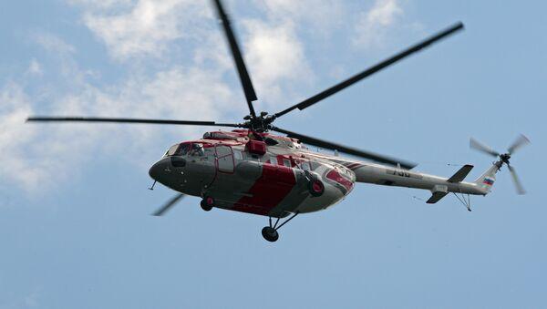Un helicóptero ruso Mi-171 - Sputnik Mundo
