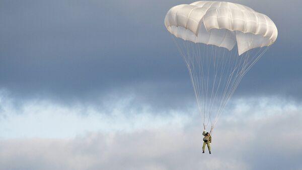 Paracaidista ruso - Sputnik Mundo