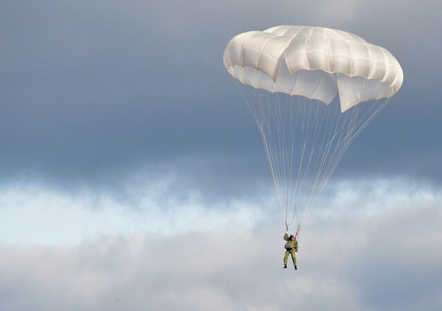 Paracaidista ruso