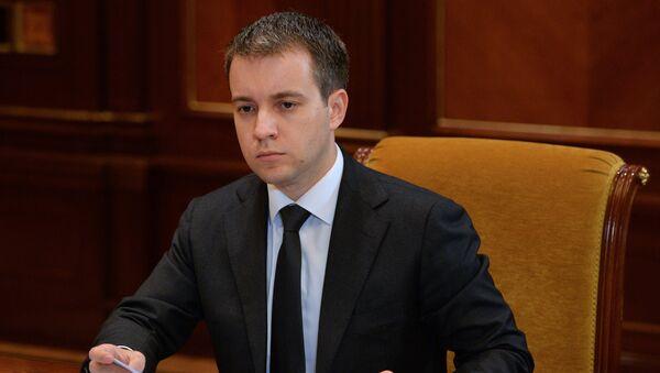Nikolái Nikíforov, ministro de Comunicaciones de Rusia - Sputnik Mundo