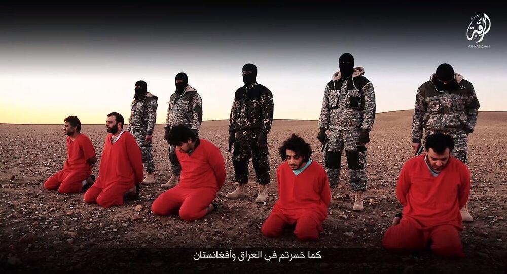 Daesh ejecuta a espías en Irak (archivo)