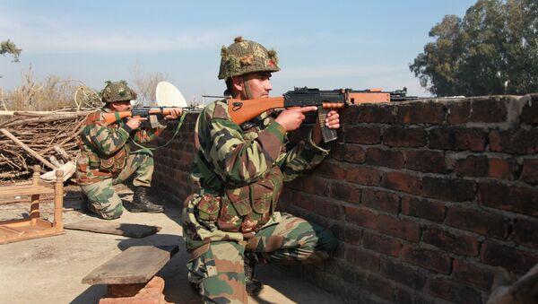Militares de la India - Sputnik Mundo
