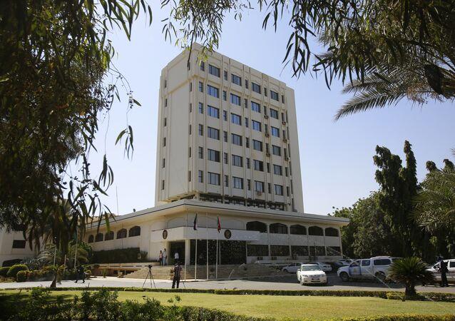 Ministerio de Exteriores de Sudán