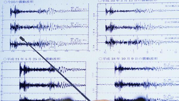 Estudio de los datos sobre el evento sísmico en Corea del Norte - Sputnik Mundo