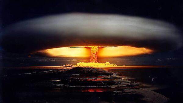 Gobierno de Bolivia rechaza toda prueba nuclear - Sputnik Mundo