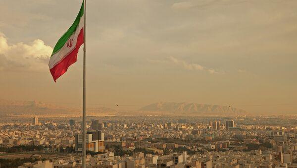 La vista de Teherán, Irán - Sputnik Mundo