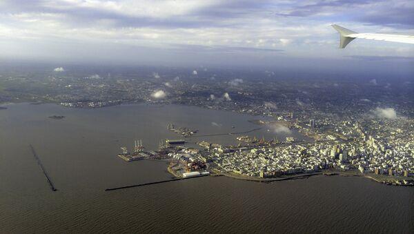 Puerto de Montevideo, Uruguay - Sputnik Mundo