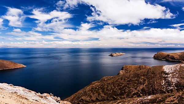 Lago Titicaca - Sputnik Mundo