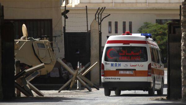 Al menos tres muertos en Egipto en el ataque contra un hotel de turistas - Sputnik Mundo