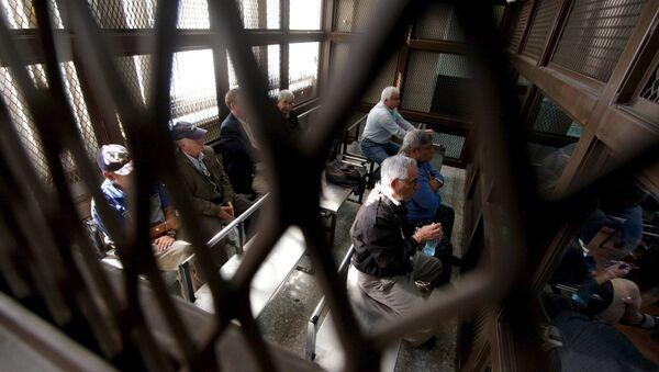 Exmilitares acusados de violaciones de derechos humanos - Sputnik Mundo