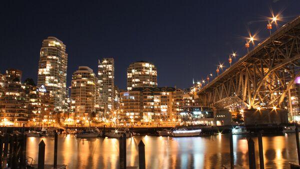 Vancouver, Canadá (archivo) - Sputnik Mundo